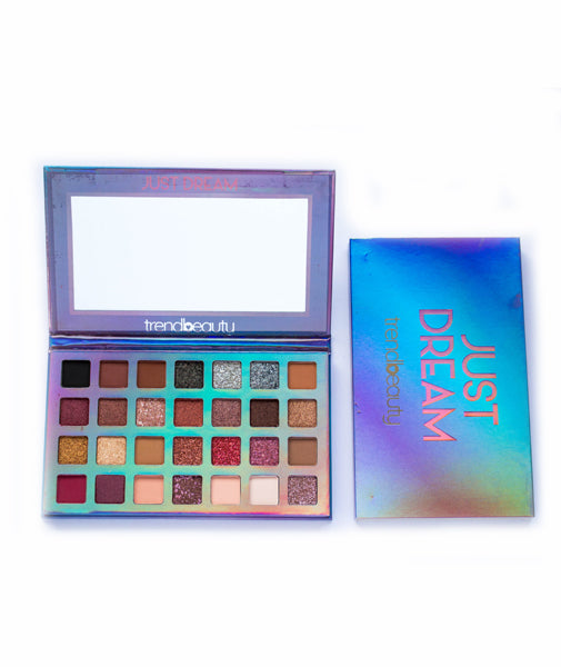 Paleta de sombras Just Dream Trend Beauty