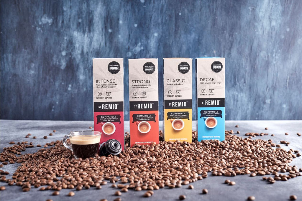 Introducing our new K-fee®*/ Caffitaly®* compatible coffee capsules!