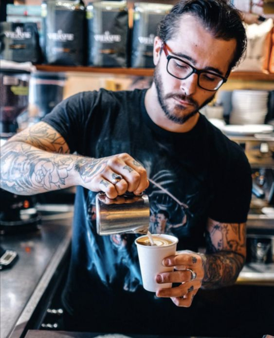 Australian coffee culture produces 10th fastest growing profession!
