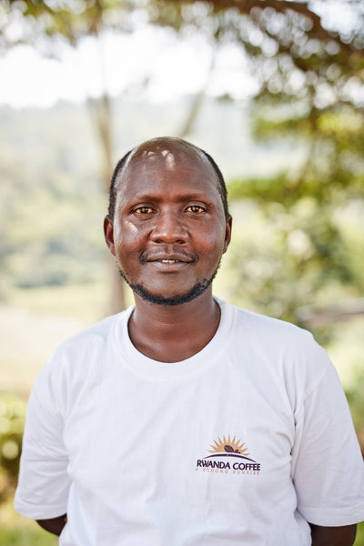 Meet Jean Claude Bamporiki, Agronomist and Certification Manager for Cocagi