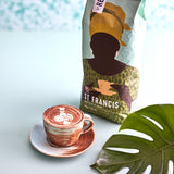 ST FRANCIS – 1kg Whole bean Café Blend