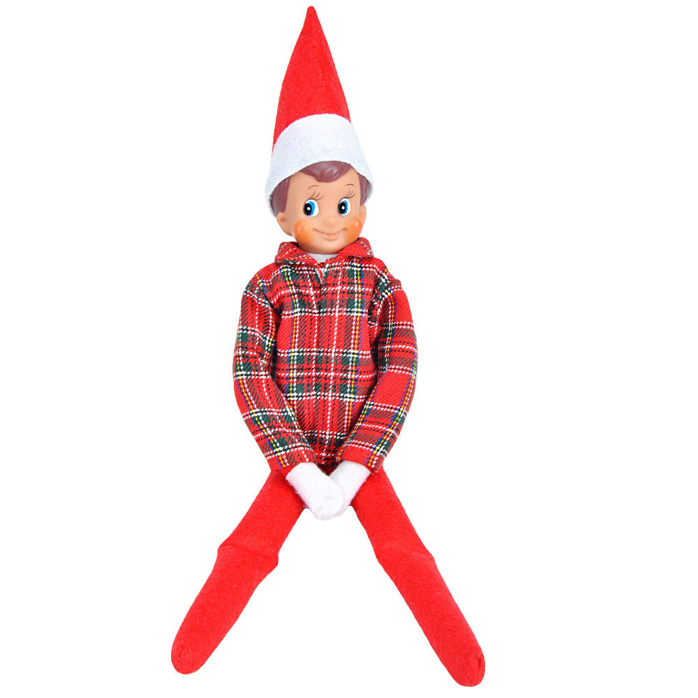 E Ting Claus Couture Clothing For Elf On The Shelf Long