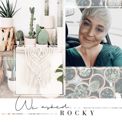 Meet our DIY Queen, Rochelle