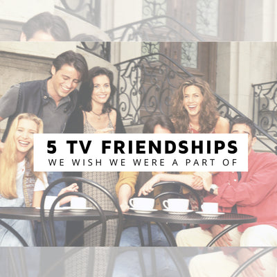 Which TV Friendship are you?