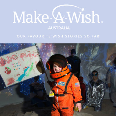 Make-A-Wish Australia stories we love!