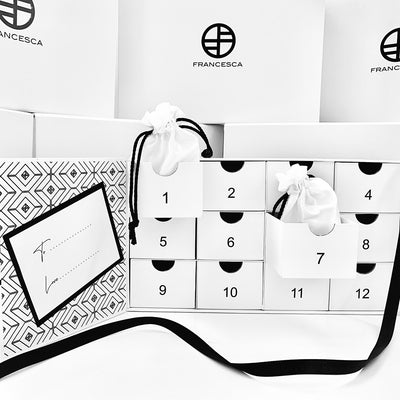 The Jewellery Advent Calendar You Would Trade In Chocolate For