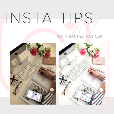 We asked Rachel - How to make your Instagram on point