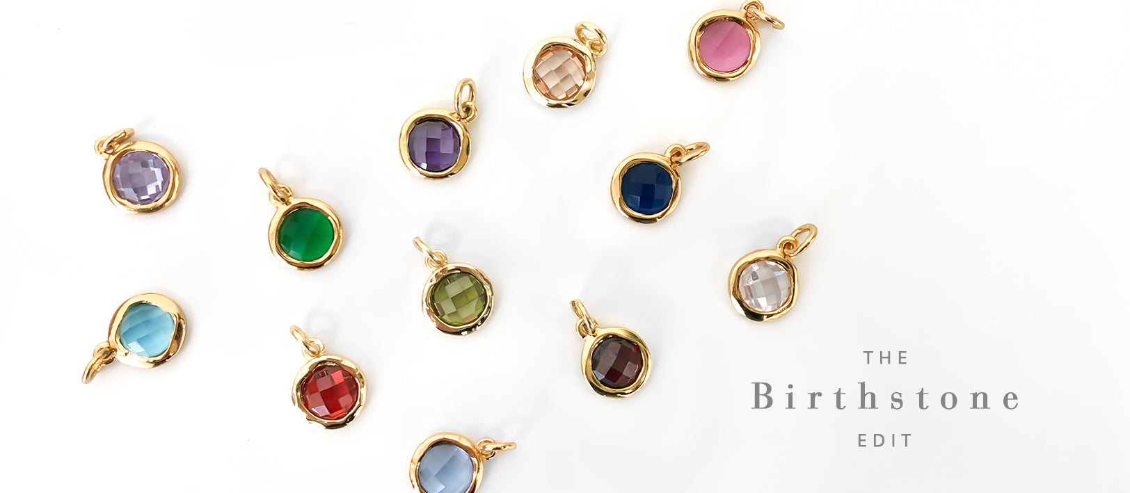 Birthstones by Month – Francesca Jewellery