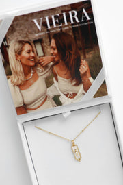 Vieira Charm Necklace