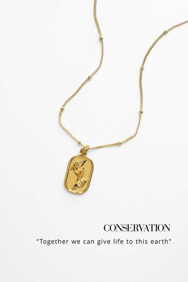 Conservation Necklace