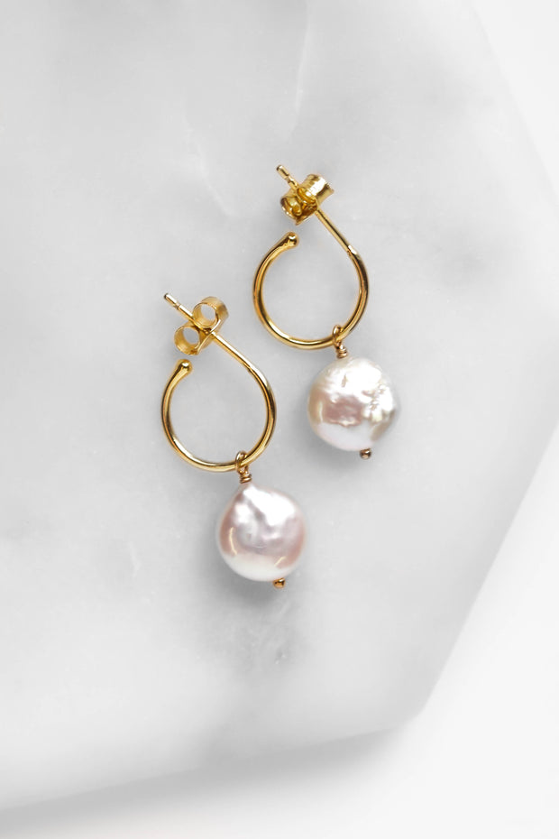 Lulu Pearl Create Hoops