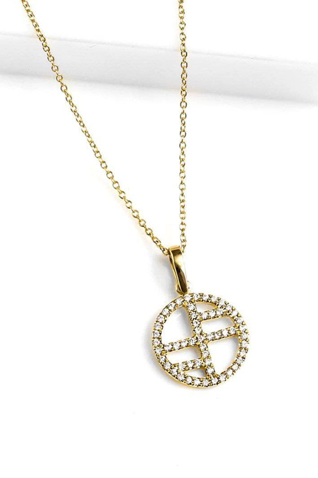 Diamond Signature Necklace