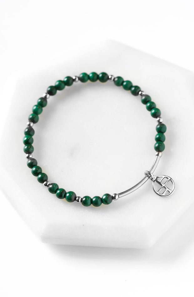 Malachite Allure Bracelet
