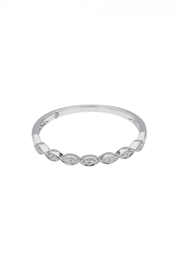 Moet Diamond Ring