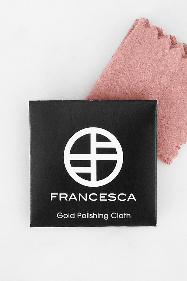 Solid Gold Polishing Cloth