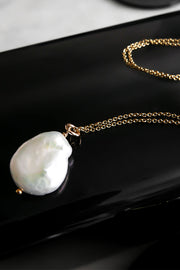 River Pearl Necklace