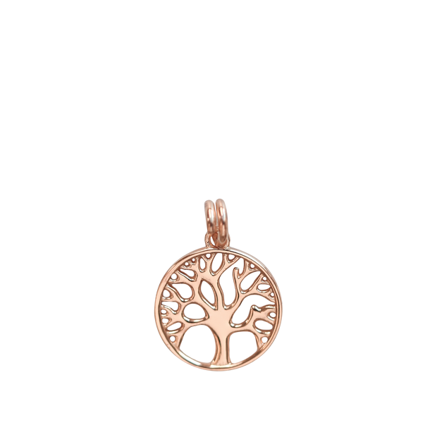 Tree of Life Charm - rose