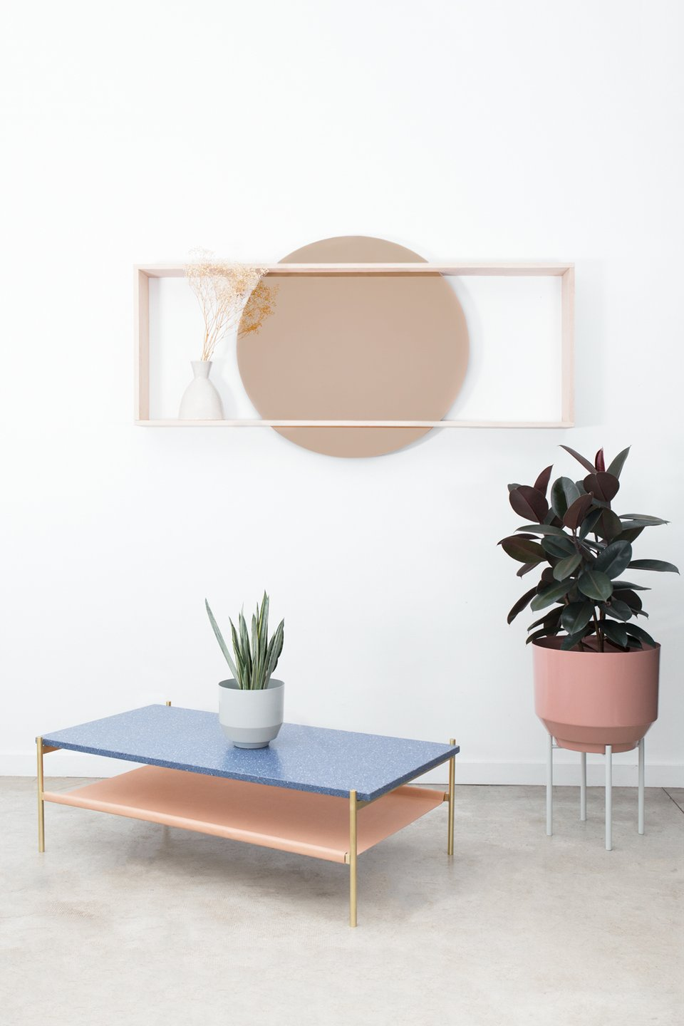 DAY MIRROR Yield Design