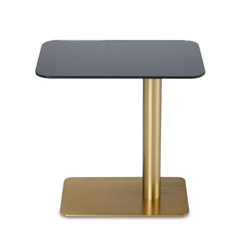 FLASH TABLE RECTANGLE BRASS Tom Dixon