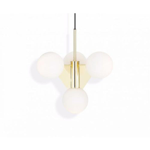 PLANE SHORT CHANDELIER Tom Dixon