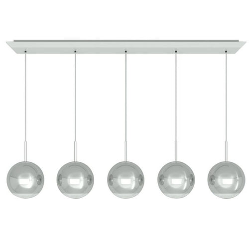 MIRROR BALL LINEAR PENDANT SYSTEM Tom Dixon