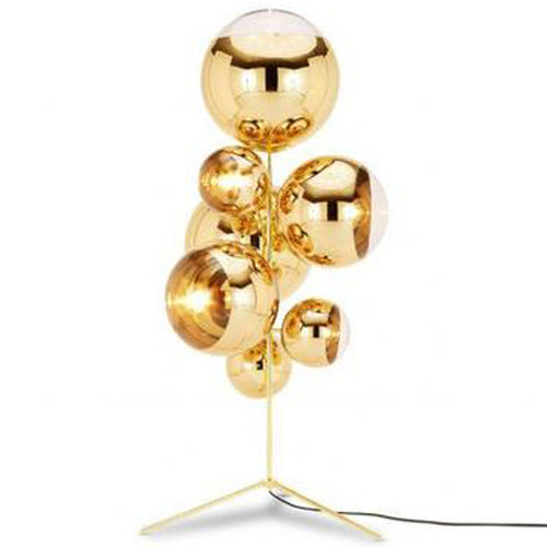 MIRROR BALL STAND CHANDELIER Tom Dixon