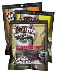 Old Trapper Beef Jerky Six Pack2