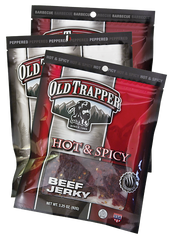 Old Trapper Beef Jerky Six Pack
