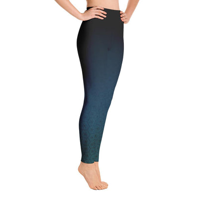 Leggings - Aqua Yoga Leggings