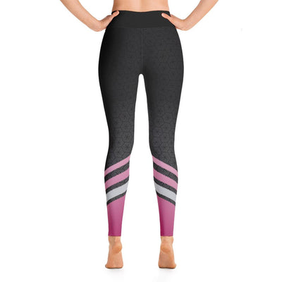 Leggings - Cerise Zen Yoga Leggings
