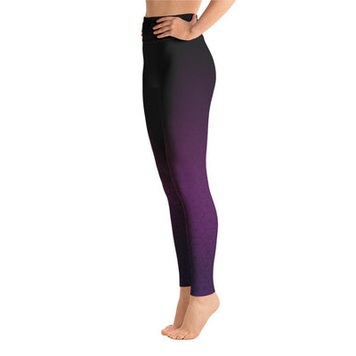 Leggings - Mulberry Yoga Leggings