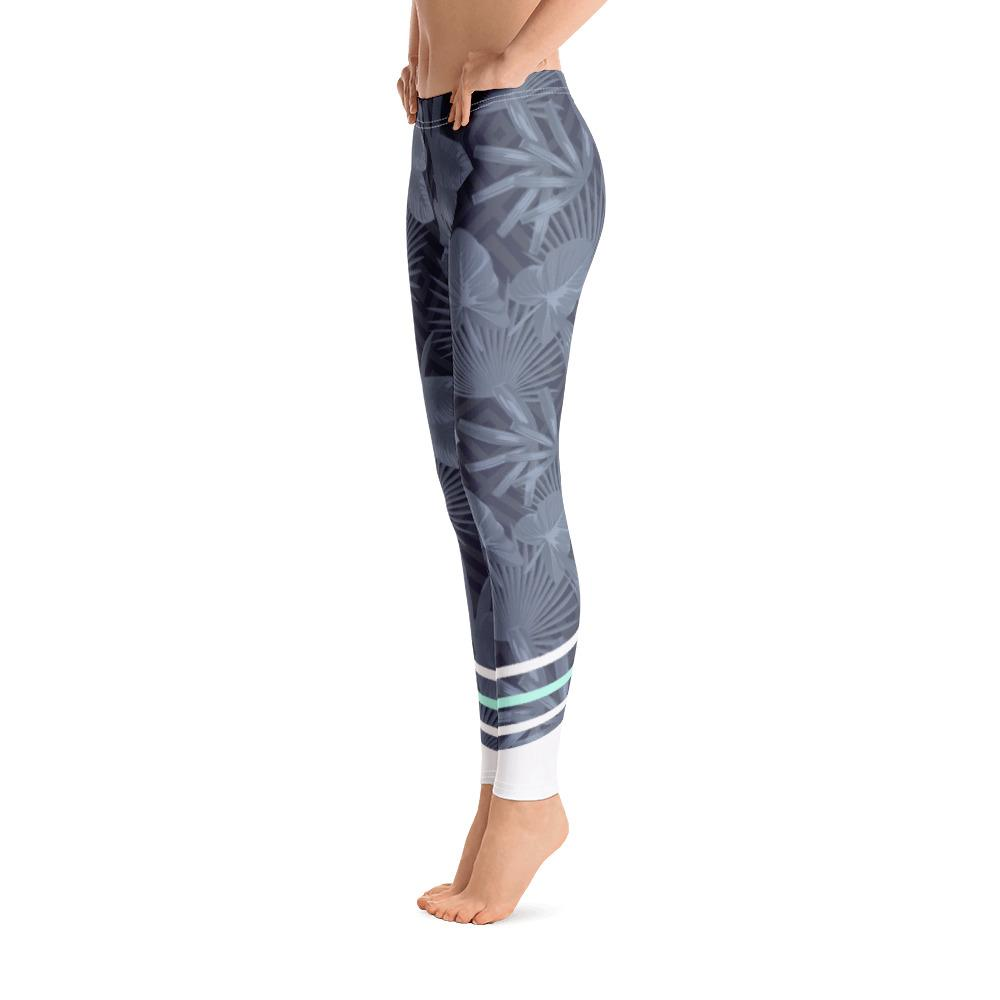 Leggings - Palmetto Grey Leggings