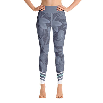 Leggings - Palmetto Grey Yoga Leggings