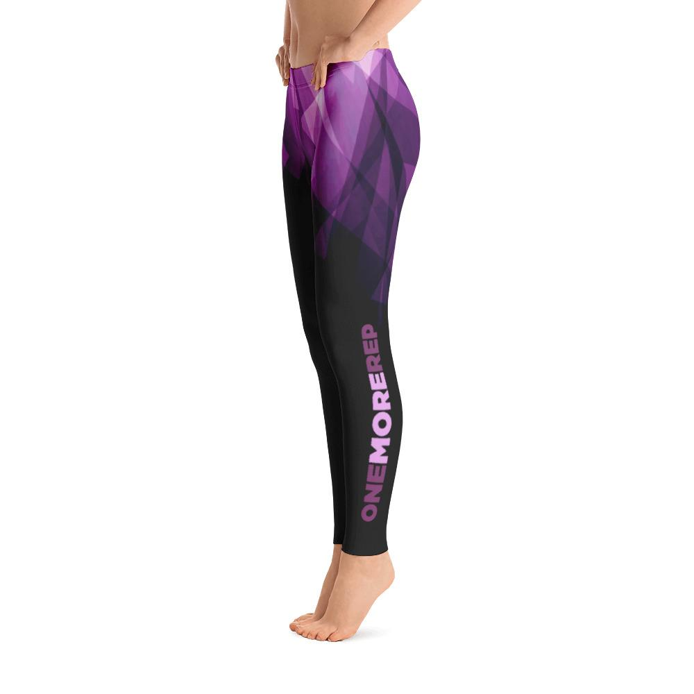 Leggings - Prismatic One More Rep Leggings
