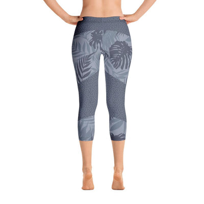 Leggings - Rhumdum Grey Capri Leggings