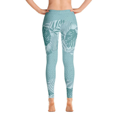 Leggings - Rhumdum Teal Leggings