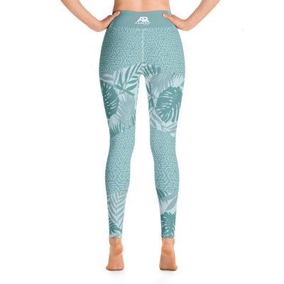 Leggings - Rhumdum Teal Yoga Leggings