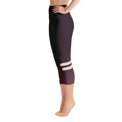Leggings - Scalene One More Rep Yoga Capri Leggings