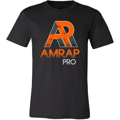 Official AmrapPro Logo T-Shirt Front