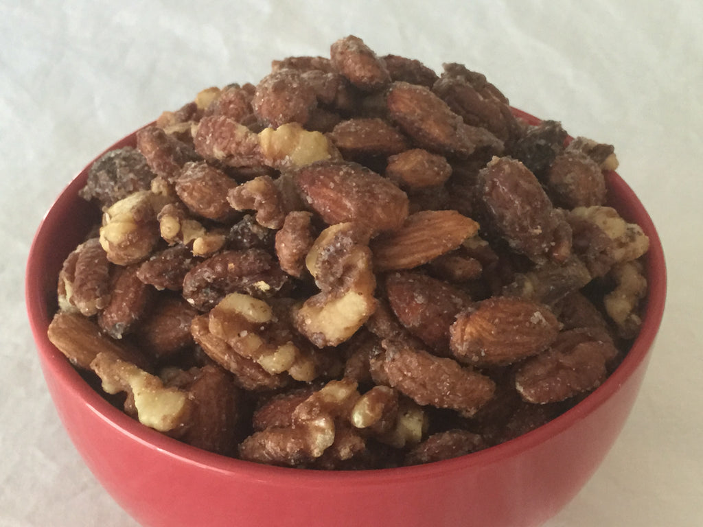 Sweet Savory Mixed Nuts