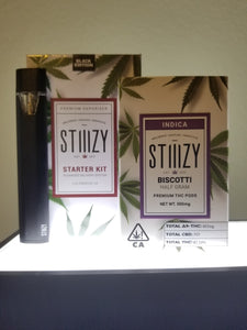 STIIIZY STARTER DEAL 1000 mg $80