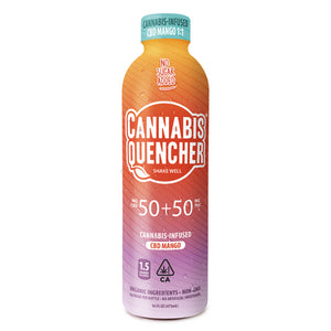 Cannabis Quenchers 100mg Drink