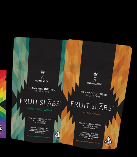 Fruit Slabs 100mg