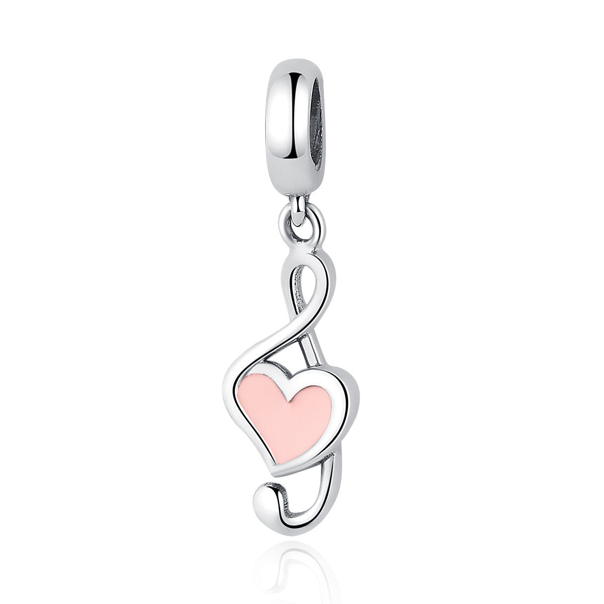 pink pandora and charm set princess from p bracelet heart en