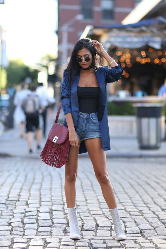 Turn Your Summer Clothes Into Fall Outfits