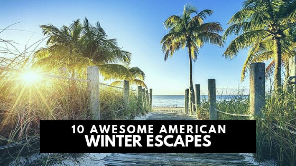 10 Awesome American Winter Escapes