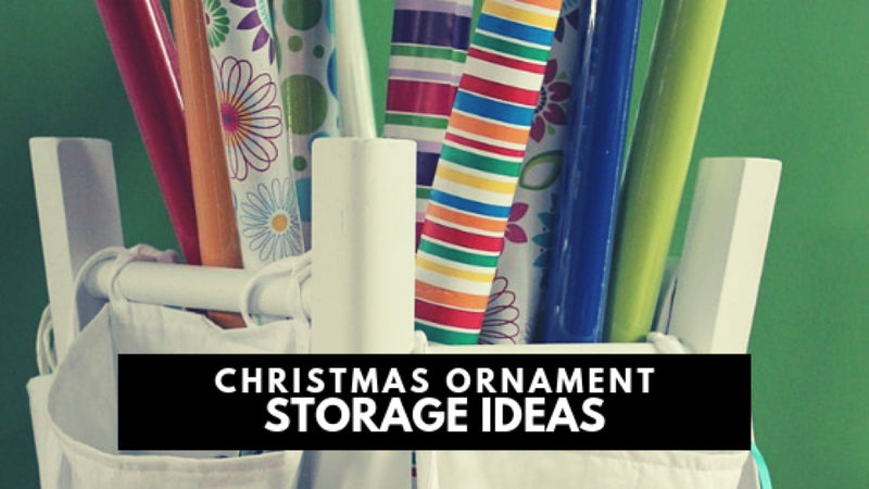 Awesome Christmas Ornament Storage Ideas
