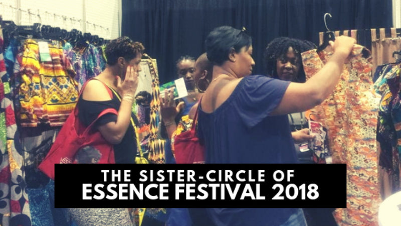 The Sister-Circle of Essence Festival 2018