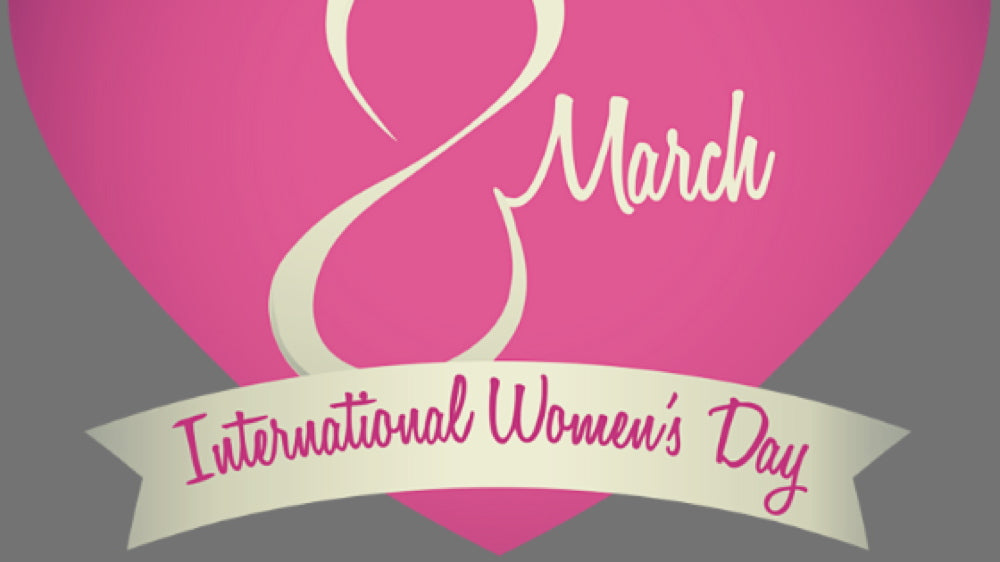Ideas for International Women's Day
