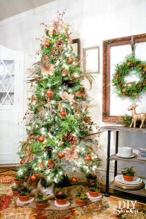 Choosing A Christmas Tree Theme